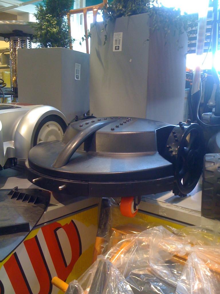 robot plæneklipper